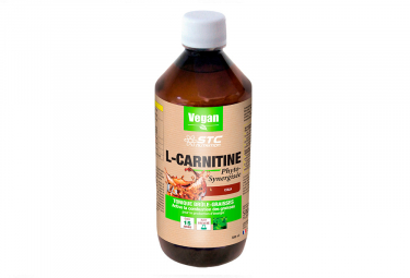 Complément Alimentaire STC Nutrition - L-Carnitine Phyto-synergisée 500 mL Cola