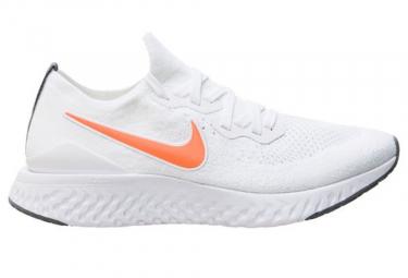 Nike Epic React Flyknit 2 White Men