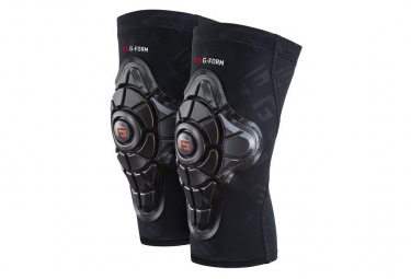 G-FORM Knee Pad Pro-X Black '' Black Logo ''