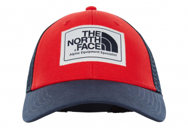 Image of Casquette mudder trucker the north face rouge unisex