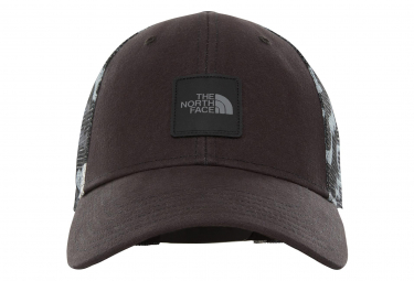 Casquette Mudder Trucker The North Face Noir Camo Unisex