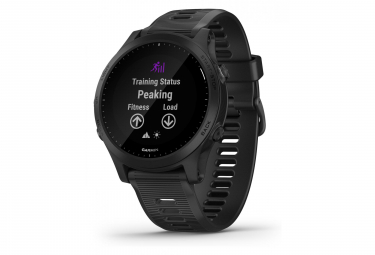 Garmin Forerunner 945 GPS Watch Black With Black Coloured Band