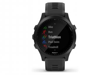 Reloj GPS Garmin Forerunner 945 con Brazalete en Silicona Negro
