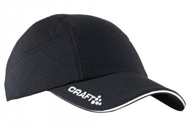 Craft Elite Running Cap Black