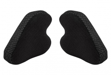 Troy Lee Designs Replacing Foam Stage Cheekpads Black