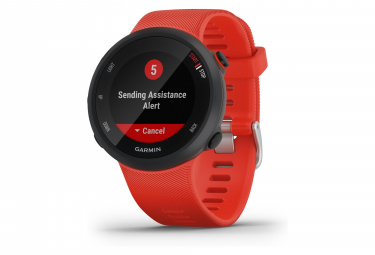 Garmin Forerunner 45 GPS Watch Red