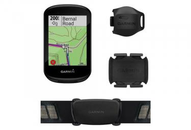 Compteur GPS Garmin Edge 830 Pack Performance