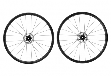 Fast Forward Wheelset F3d Fcc Carbon Disc Dt350 Sp   12x100   12x142mm   Body Shimano Sram   Matte Black