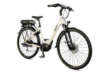 Vélo de Ville Électrique T-Bird Carmel Nexus Shimano Nexus 7V 400 Blanc 2019