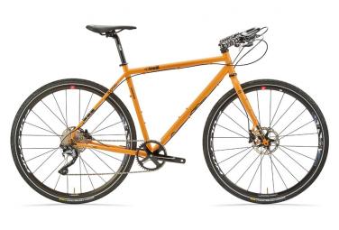 Cinelli Travel Bike Hobootleg Interrail Shimano Deore 10s Agent Orange 2019