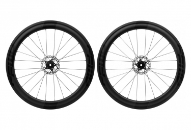 FAST FORWARD Carbon F6D FCC DT240S Wheelset Shimano/Sram Black Matt