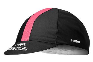 Castelli Cycling Cap Giro 102 Black / Pink