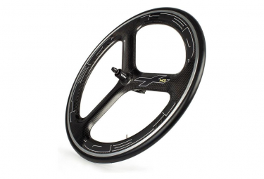 Roue Avant HED H3 Plus Carbon Tubeless Ready   9x100mm
