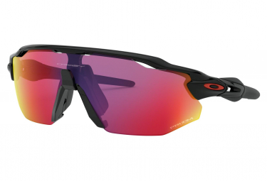 Oakley Radar Ev Advancer Sunglasses / Polished Black / Prizm Road / OO9442-0138
