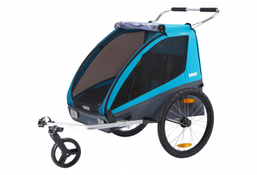 Thule Coaster XT Trailer Blue