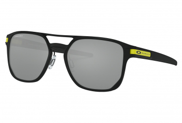 Oakley Sunglasses Latch Alpha Valentino Rossi Signature Series / Matte Black / Prızm Black / OO4128-0853