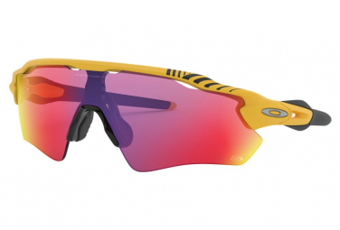 Oakley Sunglasses Radar Ev Path Tour de France 2019 Edition / Matte Yellow / Prizm Road / OO9208-7638