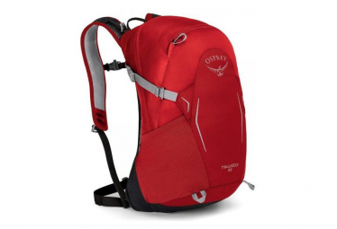 OSPREY Hikelite 18 Backpack Red