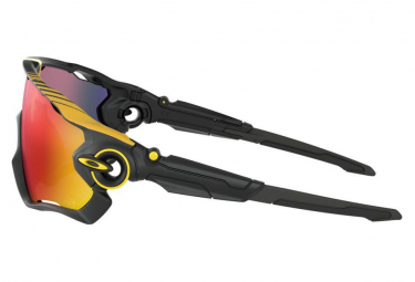 Lunettes Oakley Jawbreaker Tour de France 2019 Edition / Matte Black / Prizm Road / Ref.OO9290-4331