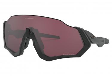 Oakley Sunglasses Flight Jacket / Matte Black / Prizm Road Black / OO9401-1937