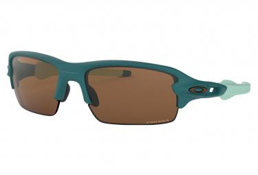 Oakley Sunglasses Flak XS / Matte Balsam / Prizm Tungsten / OJ9005-1059