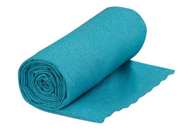 Serviette Microfibre Sea to Summit AirLite Towel Small Bleu