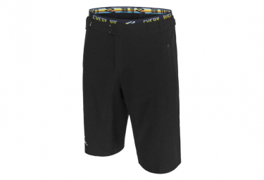 Spiuk Urban Shorts With Liner Black