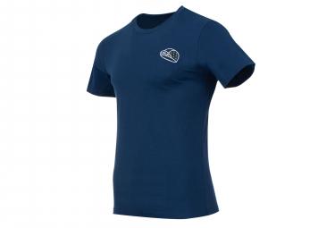 T-Shirt Brodé Marcel Pignon Homme Gapette Bleu