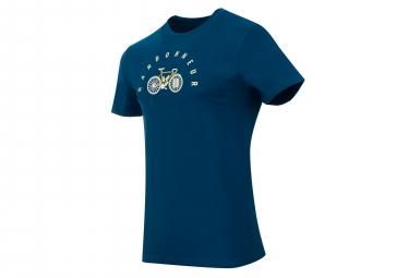 Marcel Pignon Randonneur T-shirt  Blue