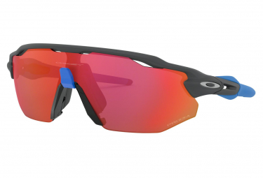 Oakley Radar Ev Advancer Sunglasses / Matte Carbon / Prizm Trail Torch / Ref.OO9442-0538