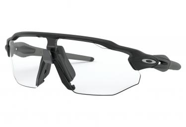 Oakley Radar Ev Advancer / Matte Black / Clear Black Iridium Photochromic Goggles / Ref.OO9442-0638