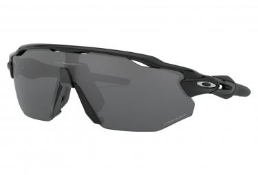 Oakley Radar Ev Advancer Sonnenbrille / Poliertes Schwarz / Prizm Schwarz Polarisiert / Ref.OO9442-0838