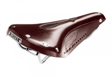 BROOKS B17 IMPERIAL - ANTIC BROWN