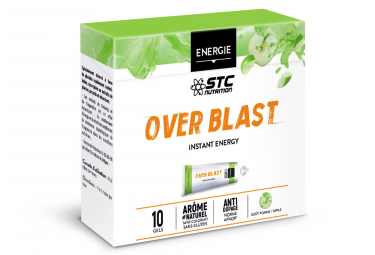 Energy gel STC Nutrition - SOBRE BLAST BCAA - sobre de 25 g - Mint Gel