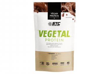 Stc nutrition   vegetal protein   frasco de 750 g   chocolate