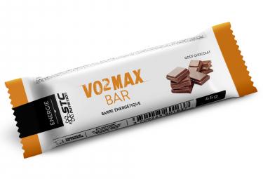 Barre Énergétique STC Nutrition - VO2 Max Bar - 5 barres de 45 g - Chocolat