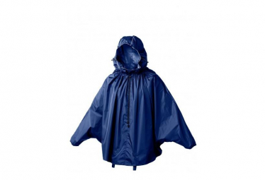 Brooks Cambridge Rain Cape Blue