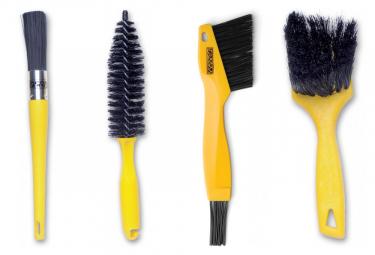 Kit de Brosses Pedro's Pro Brush Kit