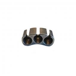 Butee de gaine de frein acier monobloc a souder sur cadre de velo