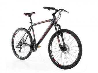 Vtt semi rigide moma bikes gtt 26 shimano 24v noir m 155 169 cm