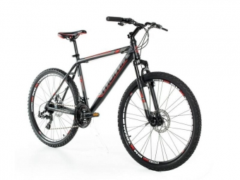 Vtt semi rigide moma bikes gtt 26 shimano 24v noir l 170 179 cm
