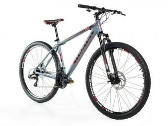 Vtt semi rigide moma bikes gtt 29 shimano 24v argent m 160 174 cm