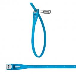 Antivol z lok single blue