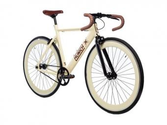 Moma Bikes Bicicleta Fixie Urbana, Fixie MUNICH CASUAL