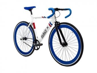 Velo fixie moma bikes munich sport retro blanc m l 160 175 cm