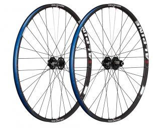 Paire de roues novatec alpine 29 15x100 12x142mm corps sram xd