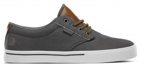 Chaussures de skate etnies jameson 2 eco gris marron 41 1 2