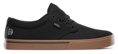 Chaussures de skate etnies jameson 2 eco noir gum argent 41 1 2