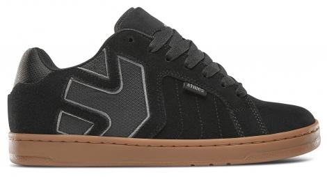 Chaussures de skate etnies fader 2 noir gris gum 42 1 2