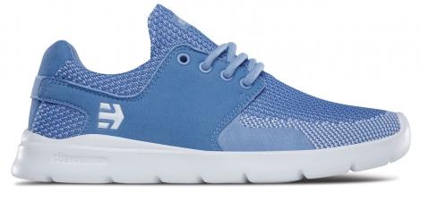 Chaussures de skate etnies scout xt femme bleu 38